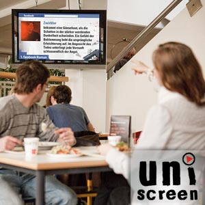 uniscreen pic Austrias first Facebook novel will be broadcast in universities