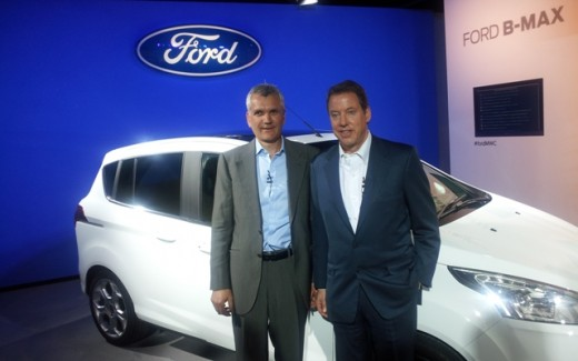 20120227 101444 520x325 Ford brings Sync to Europe, letting drivers control their in car tech with their voice