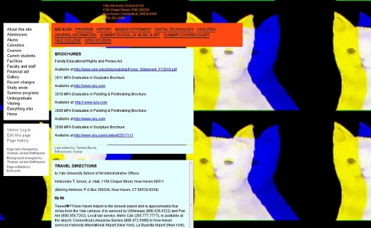 EverythingElse 520x320 Websites From Hell reminds us that the Web was once a very ugly place