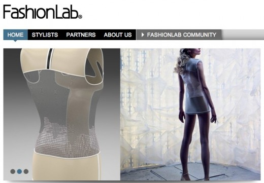 Fashionlab 520x361 Fashion and technology: what to expect in 2012