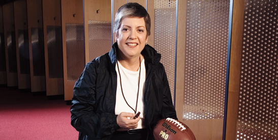 Gov Napolitano Football New Super Bowl XLVI security gadgets: X Rays, sewer caps and more