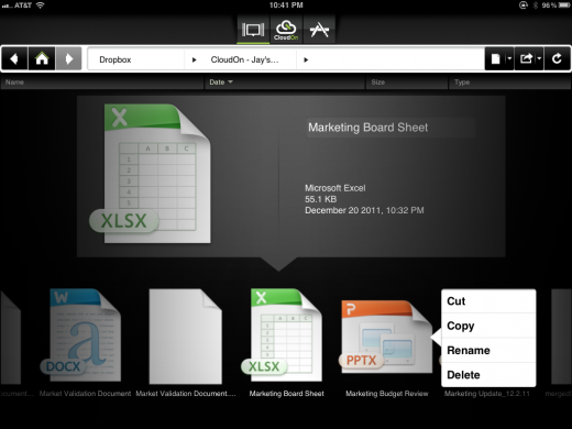 IMG 0203 520x390 CloudOn hits the UK today, bringing Microsoft Office to your iPad