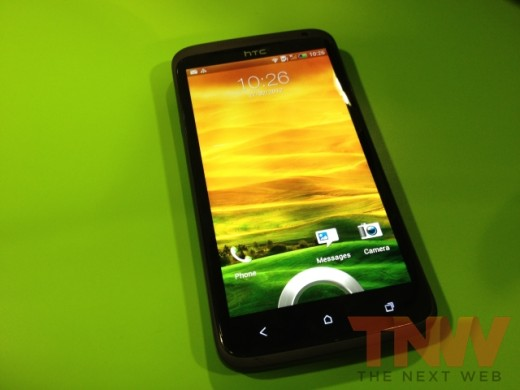 IMG 1733wtmk 520x390 Hands on with HTCs new One series smartphone lineup [Photos]