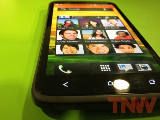 IMG 1735wtmk 520x390 Hands on with HTCs new One series smartphone lineup [Photos]