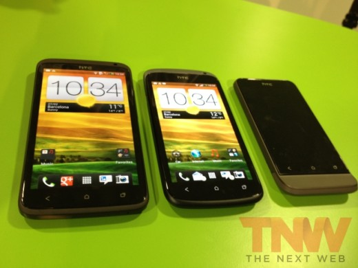 IMG 1742wtmk 520x390 Hands on with HTCs new One series smartphone lineup [Photos]