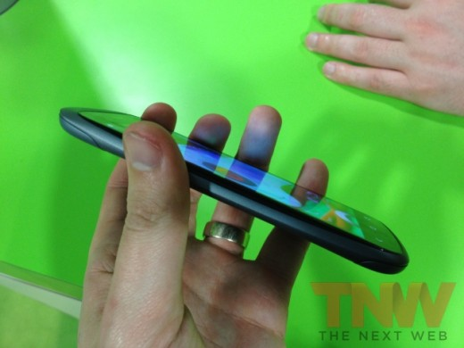IMG 1869wtmk 520x390 Hands on with HTCs new One series smartphone lineup [Photos]