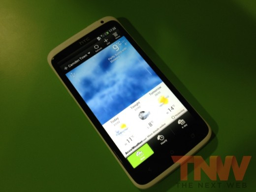 IMG 1872wtmk 520x390 Hands on with HTCs new One series smartphone lineup [Photos]