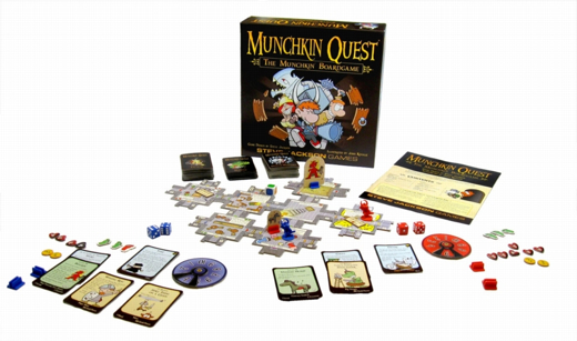 Munchin Quest The 10 Geekiest Offline Games