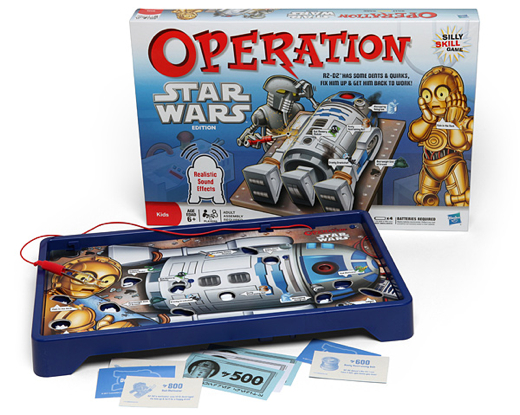 Operation R2D2 The 10 Geekiest Offline Games