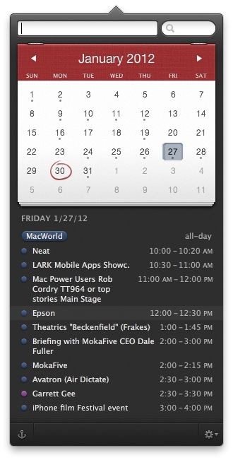 Screen Shot 2012 01 30 at 5.07.21 PM Fantastical adds slick zero effort localization and tweaks to recurring events