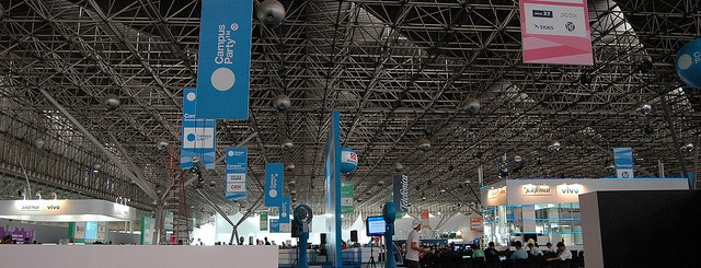 campus party 2012 by monicaewagner