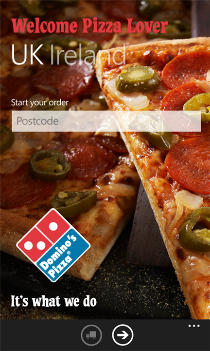 ef0241ca c61c 4867 8cb9 eb0884e58dcb Dominos UK launches Windows Phone app, says 13% of orders are now mobile