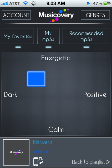 photo 12 Let your mood do all of the work for discovering music with this iOS app