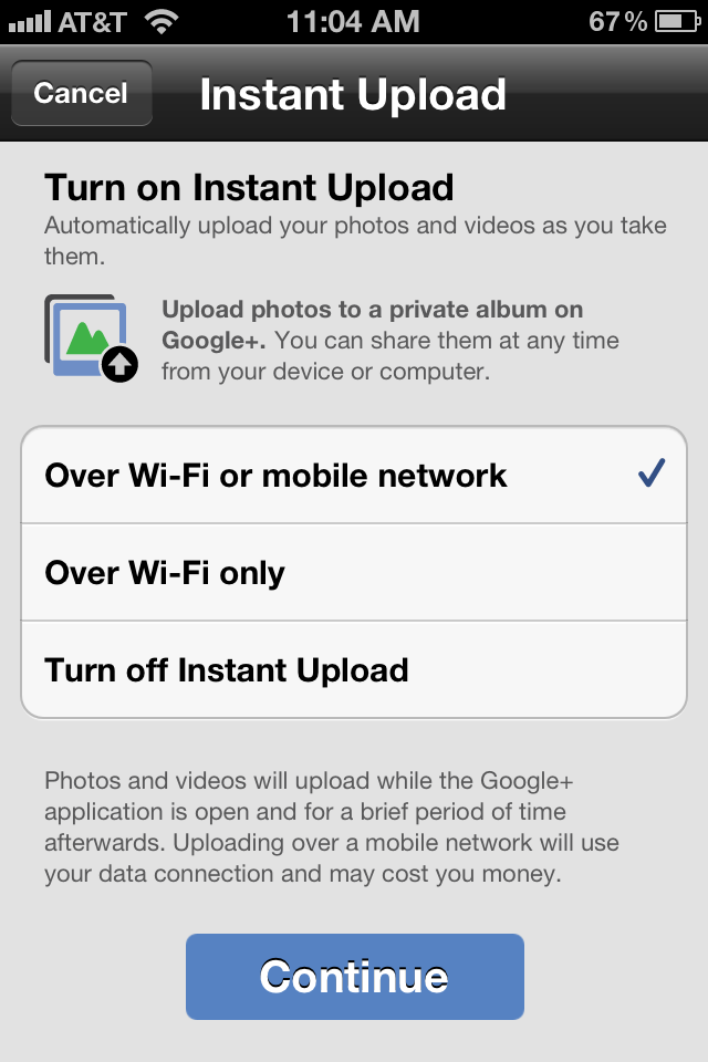 how to develop video upload for ios