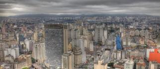 sao paulo skyline hdr by ndecam
