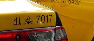 taxi in barcelona by peter werkman
