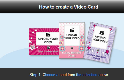 110 Moonpig partners with Zappar to offer video enabled greetings cards
