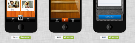 BuyNowButton 520x166 Sellfy lets you sell your digital goods through Twitter and Facebook