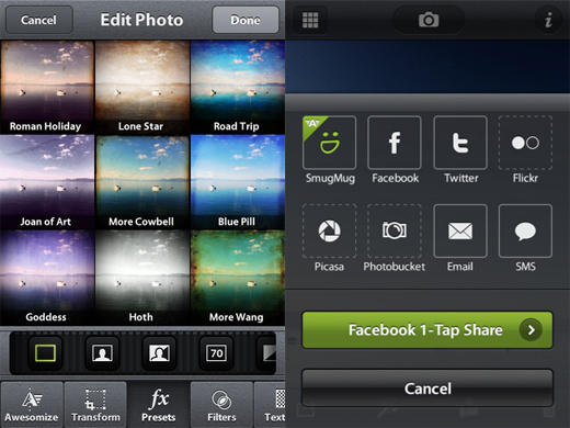 CameraAwesome2 7 new iPhone photography apps that you should download now