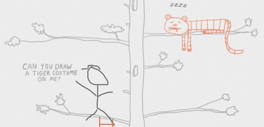 Draw a Stickman 3 520x250 Six months and 50 million hits later, Draw A Stickman unleashes Episode 2