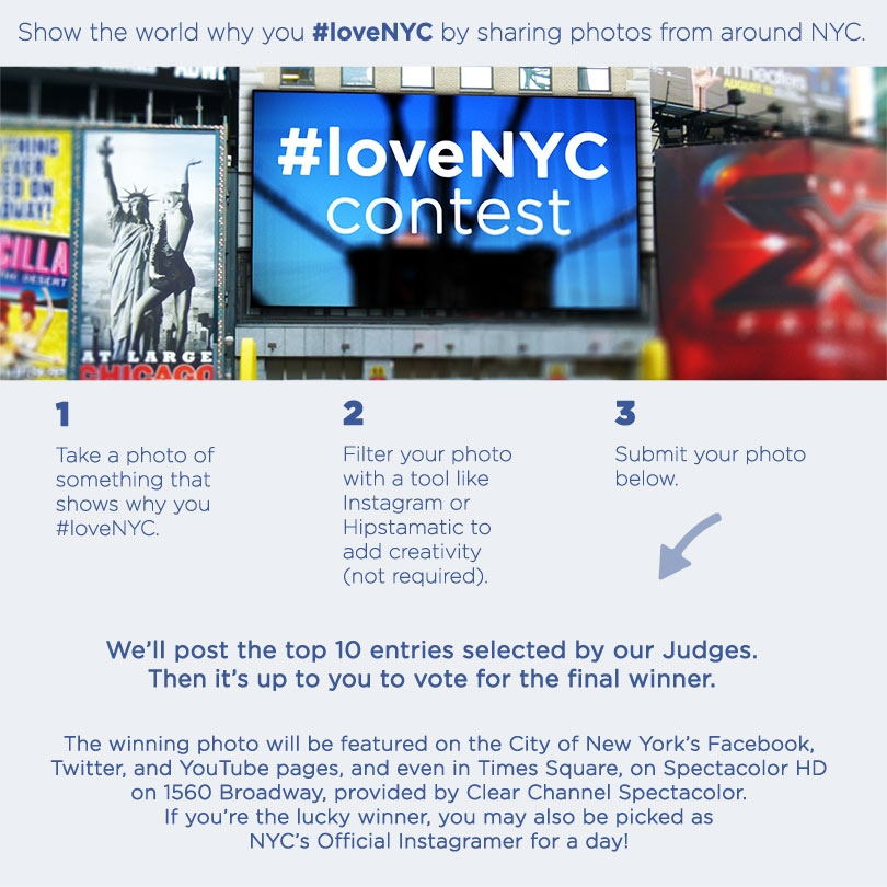 GraphicEntryPage 1332366021 NYC taps Instagram for its first ever Facebook photo contest