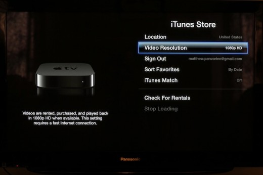 IMG 6078 520x346 A first look and image gallery for the 2012 Apple TV