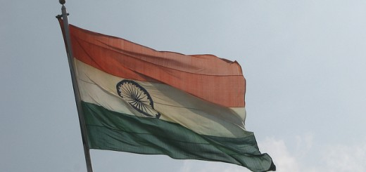 Indian Flag at Sriperambdur by rednivaram
