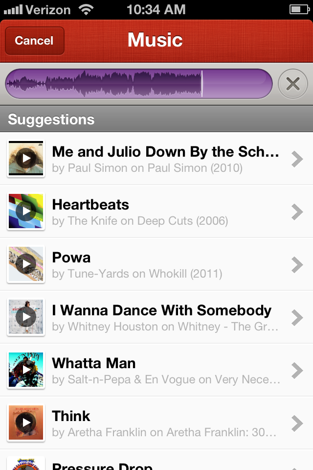 Path Music Match1 Path launches version 2.1 with music match, camera enhancements, new API