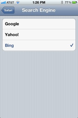 Photo Mar 13 1 26 38 PM The FTC subpoena of Apple could spell the end of Googles default search status on the iPhone
