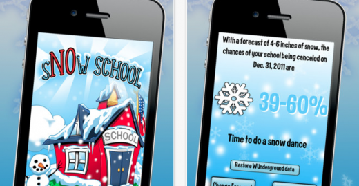 Screen Shot 2012 03 01 at 2.00.49 AM 520x269 Channel your inner child with sNOw Schools hi tech snow day predictions