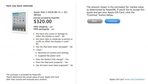 Screen Shot 2012 03 14 at 9.36.26 AM 520x296 Apple will now give you up to a $320 gift card for your old iPad 2