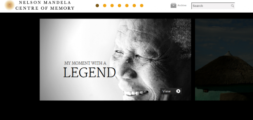 Screenshot 26 520x246 The Google funded Nelson Mandela archive goes live online