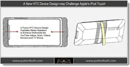 htc1 520x270 HTC hints at plans for Android based, Google Play powered iPod Touch rival