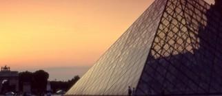 louvre pyramid by k_dafalias