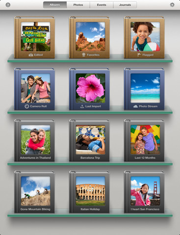 Apples new iPhoto for iOS is out, get it now for $4.99