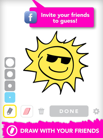 Draw Something for iOS update adds new words, Retina display support for iPad, and more