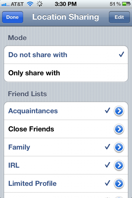 photo 117 520x780 Find My Facebook Friends puts your curated friend lists to work to share your location