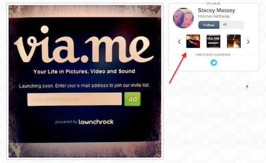 post Via.me is part Pinterest, part Tumblr, part Instagram, and it actually works