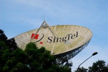 singtel dish 220x147 Last week in Asia: Yahoo Alibaba agree deal, Indias Bharti ups 4G ante, SingTel buys food site and more
