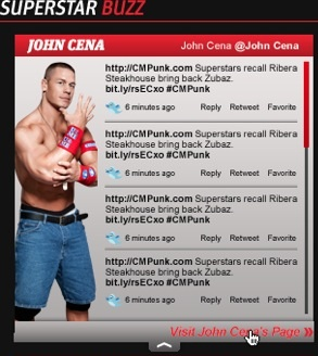wwe buzz cena WWE.com gets ready to rumble with site redesign, and goes social to boost fan engagement