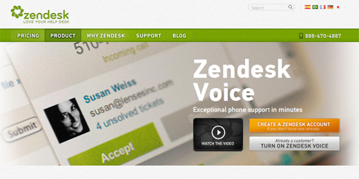 zendeskscreen Zendesk announces integrated call center service for the UK and 10 other European countries