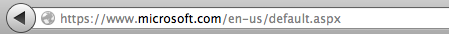 33 Firefox kills off favicon in URL bar