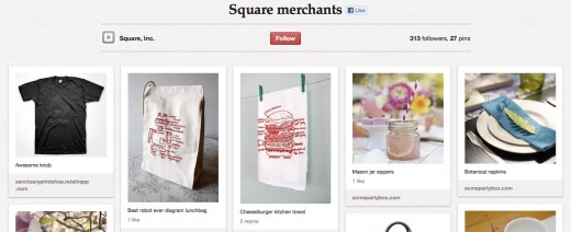 Convofy 183 520x212 Square takes to Pinterest to draw attention to the merchants using its card reader