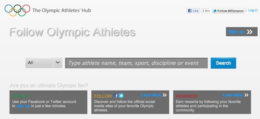Hub Alex Huot: London 2012 will be the first Social Media Olympics