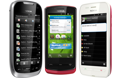 Nokia begins rolling out Microsoft Office to Symbian handsets