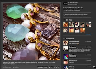 Screen Shot 2012 04 26 at 9.21.44 AM Instagrab: Vogue Spain caught red handed on Instagram with more stolen photos