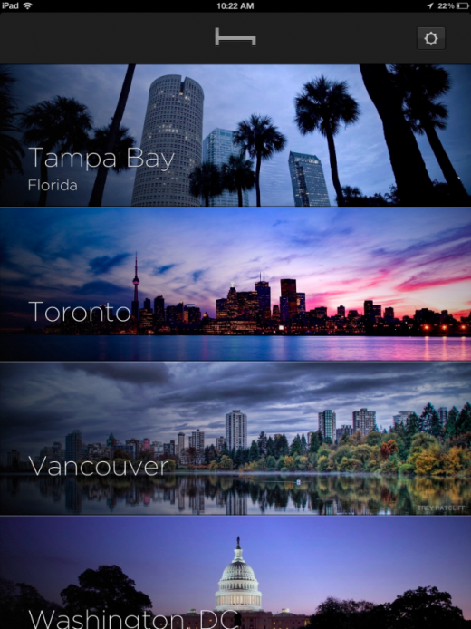 Toronto in city list iPad 520x694 HotelTonight expands internationally with last minute bookings in Toronto and Vancouver
