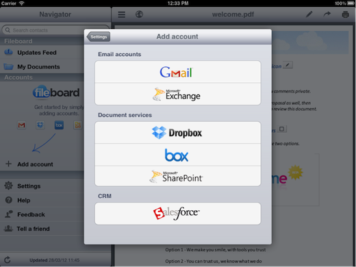 accounts After selling Inbox2 tech, founders return with cloud file management app for iPad