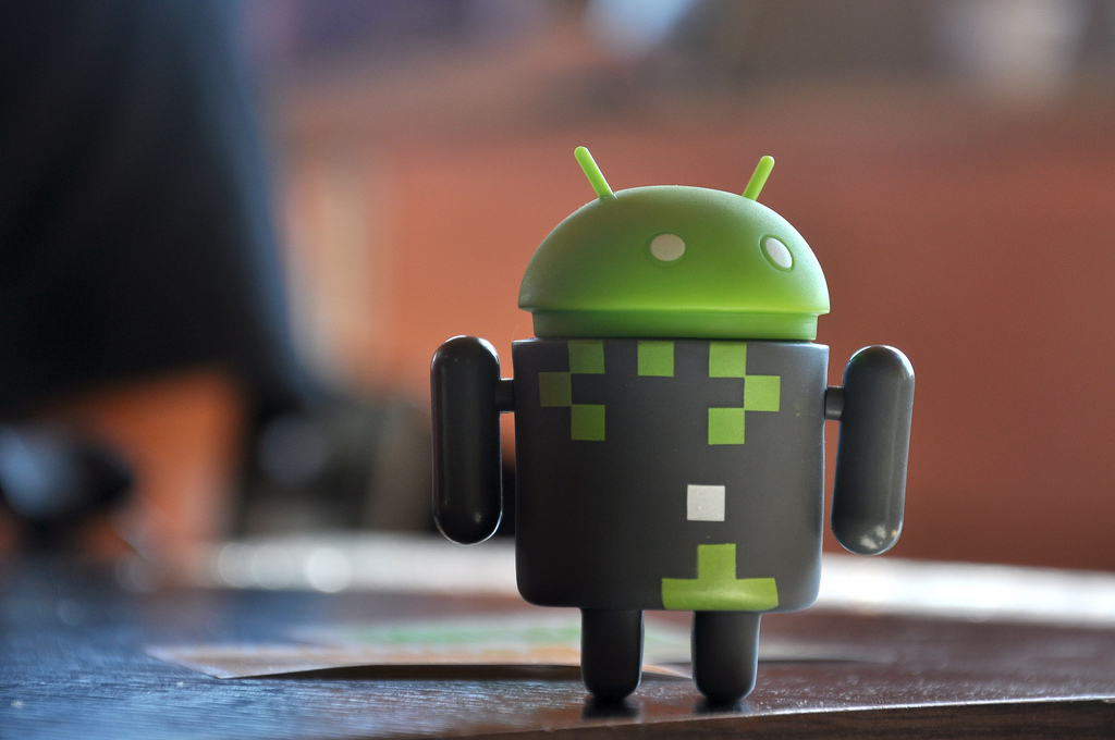 android dude