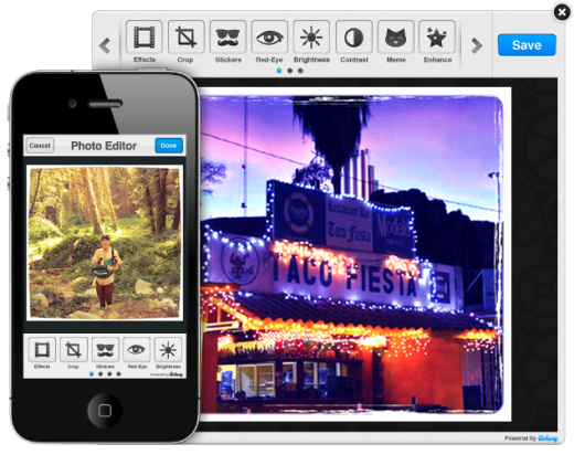 aviary 520x412 Yahoo teams up with Aviary to bring HTML5 photo editing to 75M Flickr users
